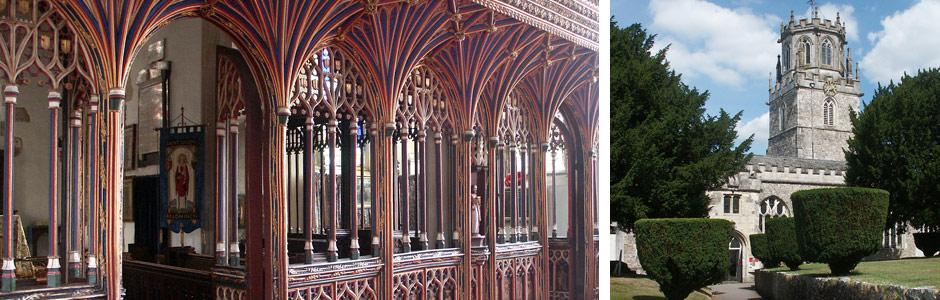 Devon Historic Churches