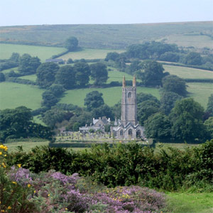 Widecombe-in-the-Moor, Ashburton, Nr Plymouth